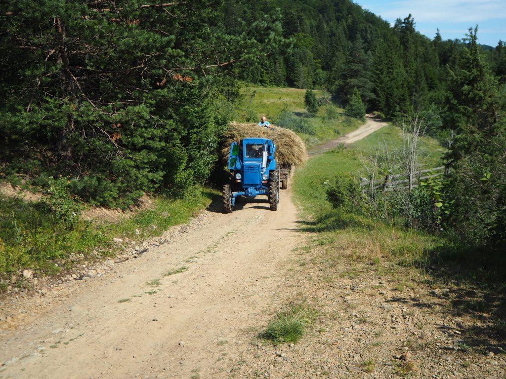 Traktor Ukraine karpaten