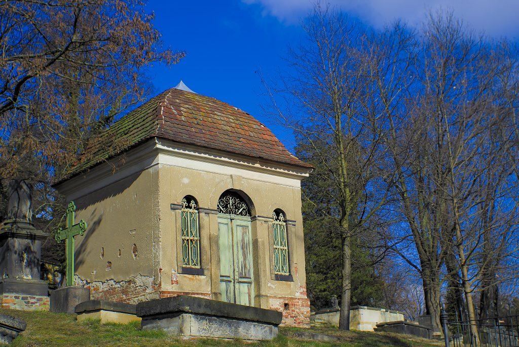 Nikolaifriedhof Görlitz Grufthaus