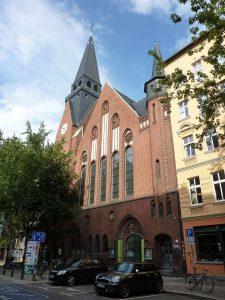 Eliaskirche Berlin