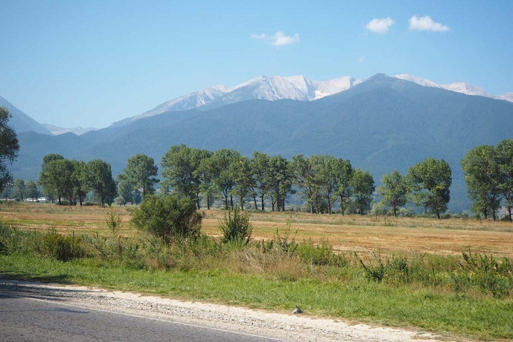 die schönsten zugstrecken bulgarien bergpanorama