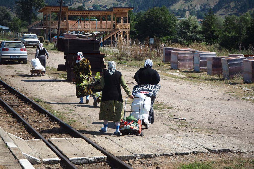 die schönsten zugstrecken bulgarien