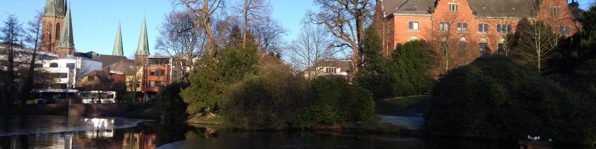 Schlossgarten in Oldenburg