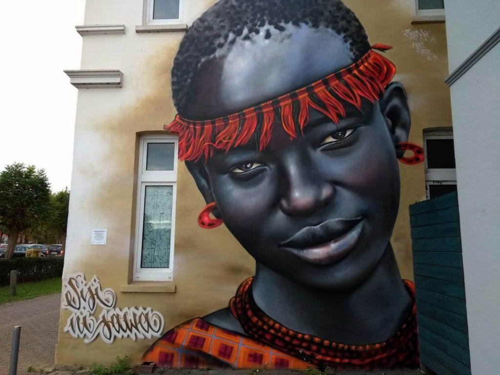 Streetart in Oldenburg