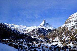 Gornergratbahn panoramaaussicht die schönsten Zugstrecken