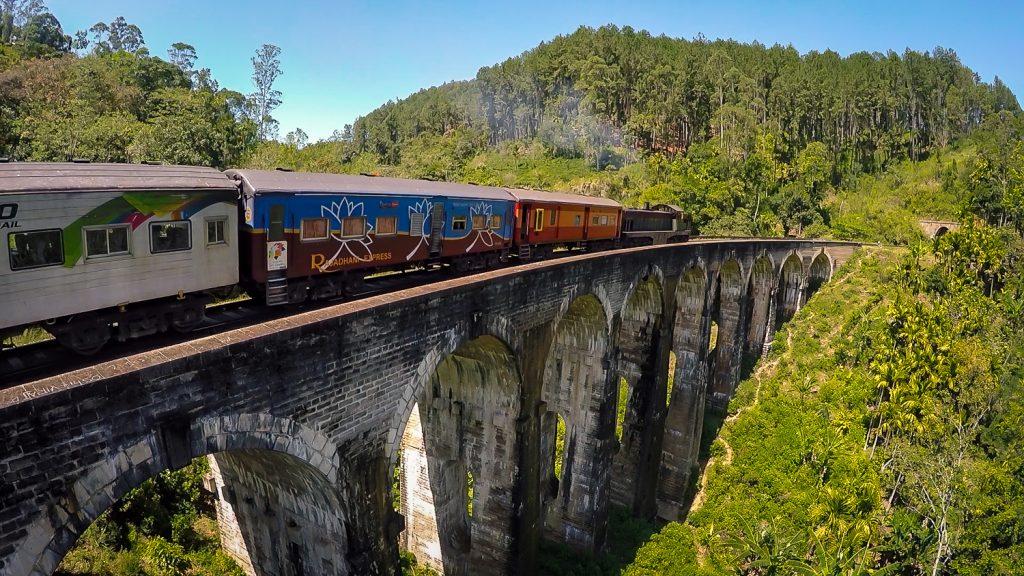 Die schönsten Zugstrecken der Welt-Round up