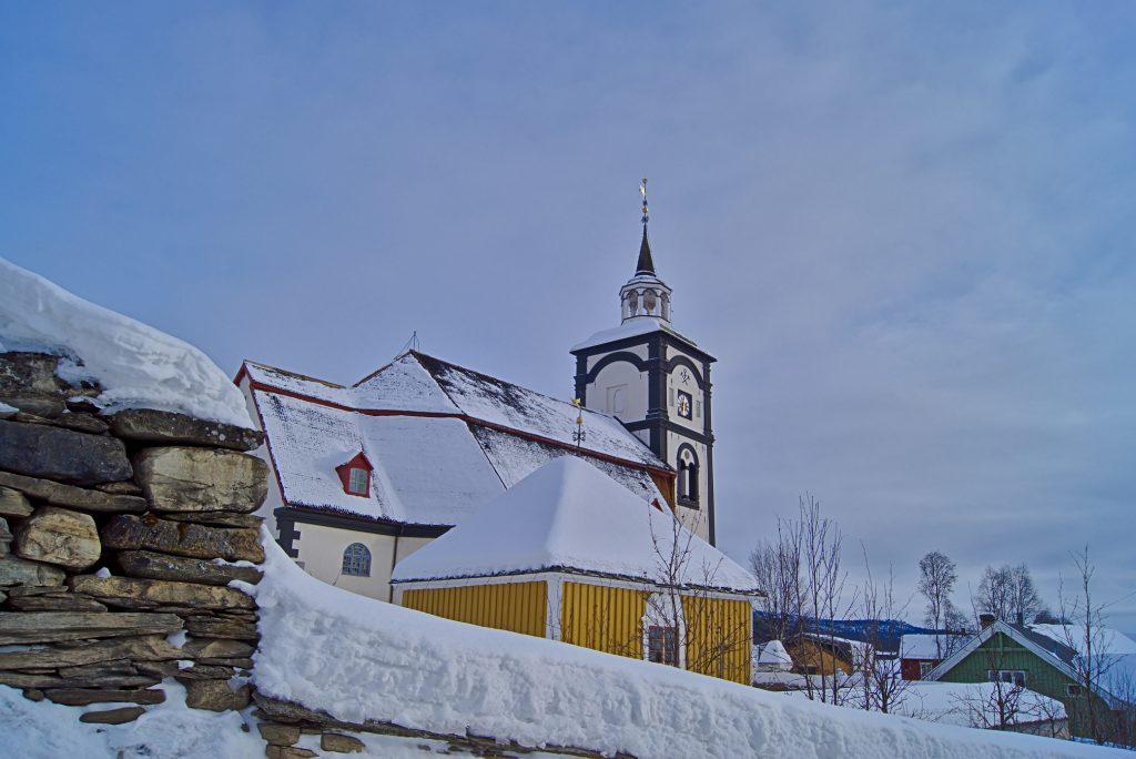 Røros Kirche Trøndelag
