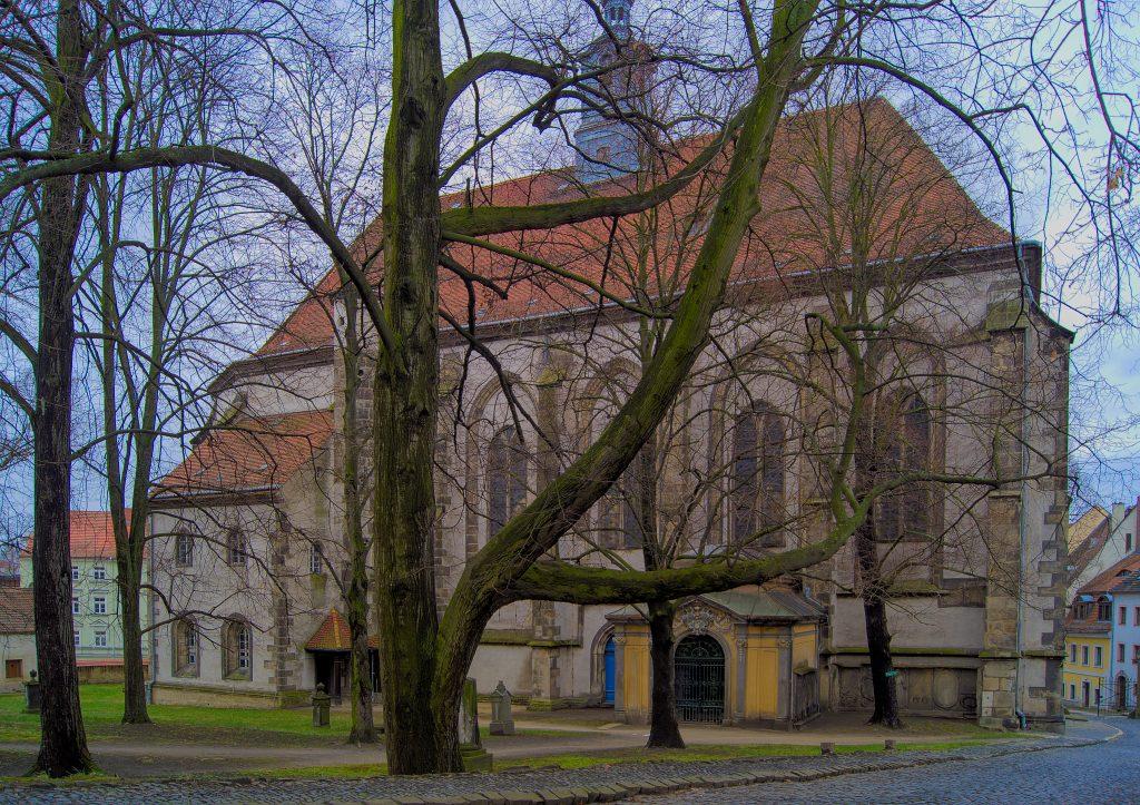 Nikolaikirche Görlitz Sachsen
