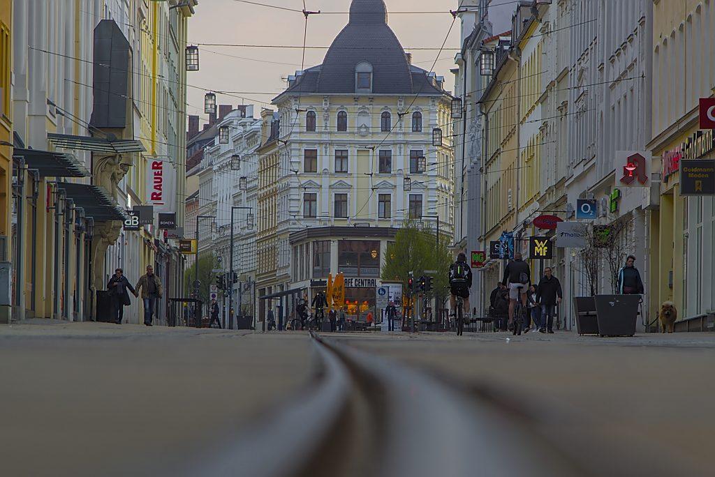 Passage in Görlitz