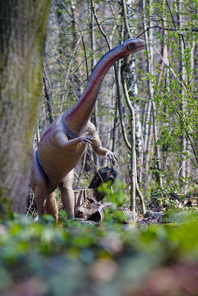 Dino Saurierpark Kleinwelka sachsen deutschland