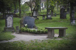 Grab Jakob Böhme Nikolaifriedhof Görlitz