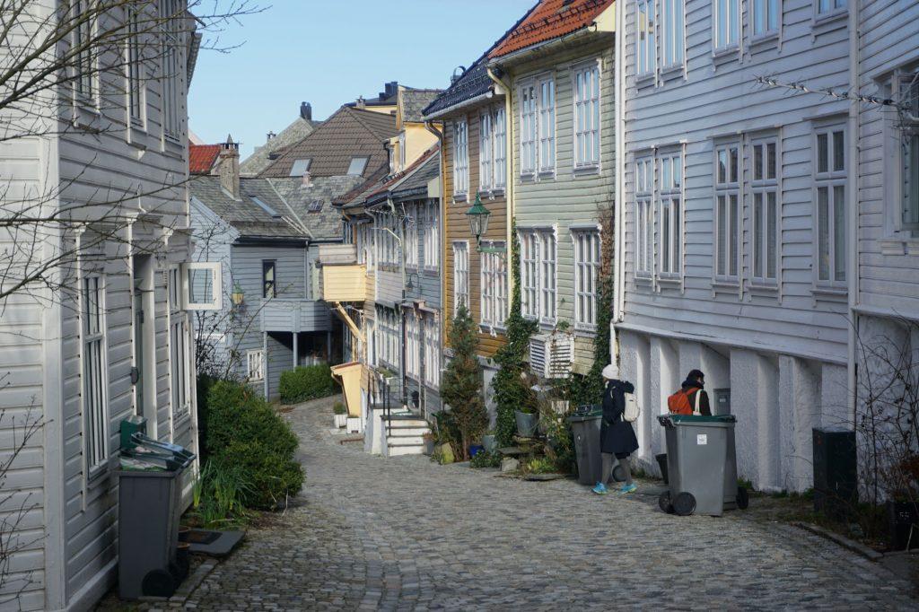 Sandviken Bergen Norwegen