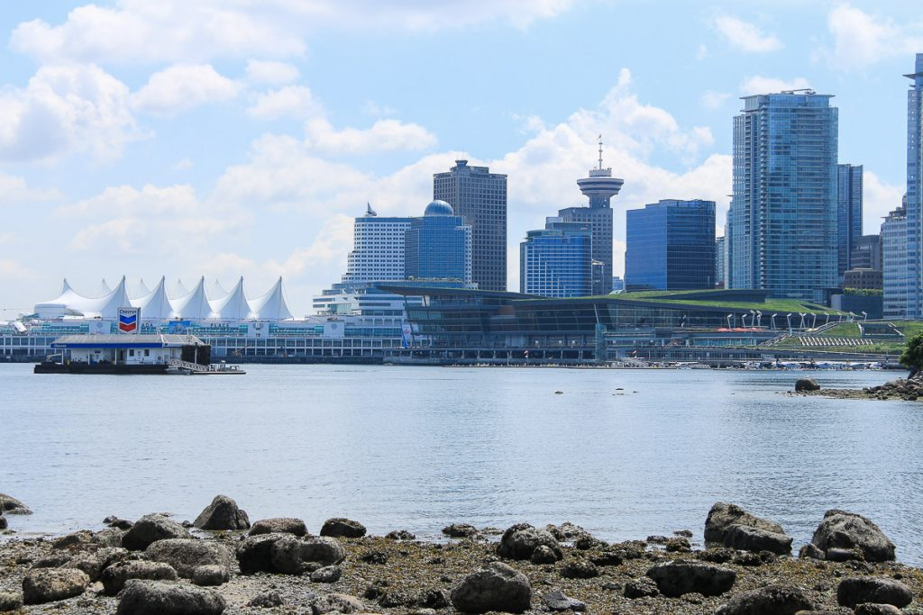 Skyline Vancouver Kananda