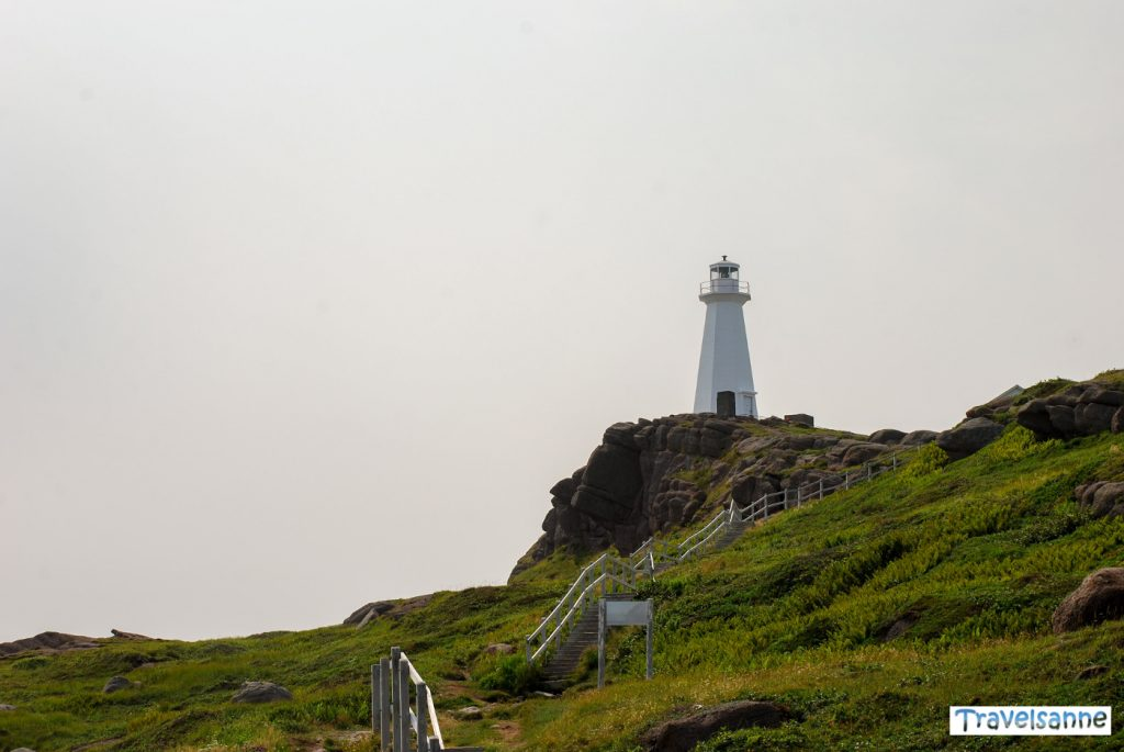 Cape Spear St.Johns Kanada