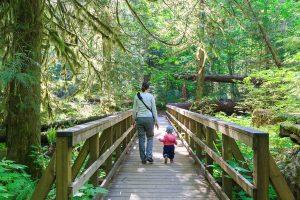 Natur Vancouver Kanada