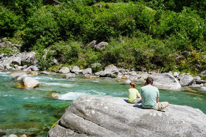 Lieblingsort für Familienreisen-Lago Maggiore