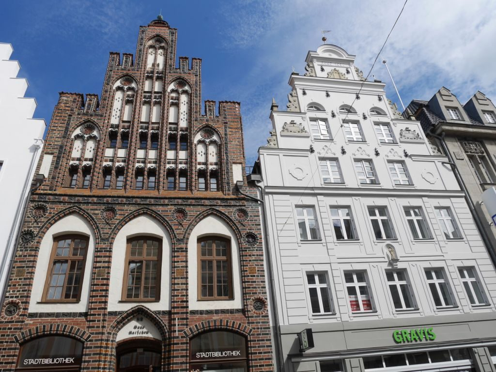 Rostock lieblingstsadt häuser