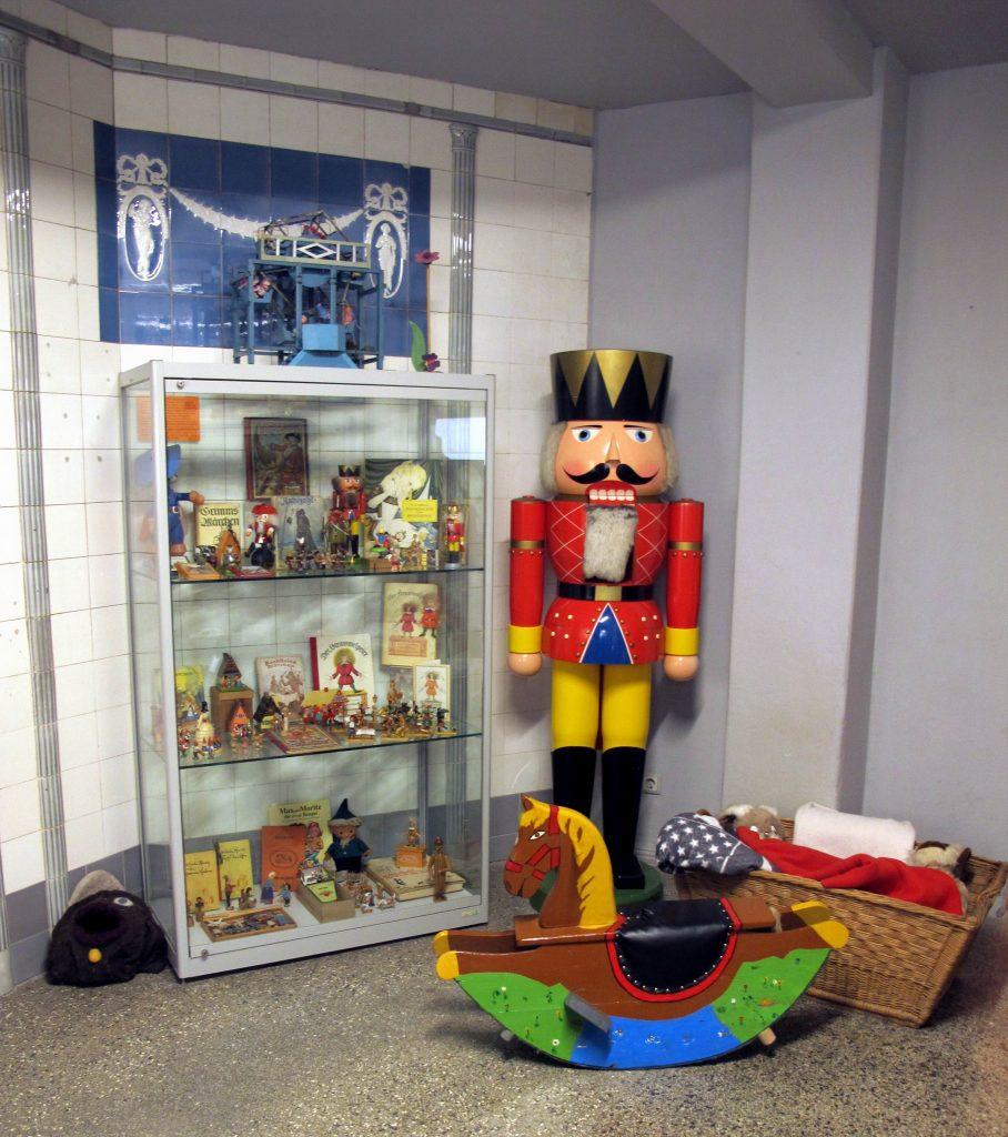 Spielzeugmuseum Görlitz mit Kidner