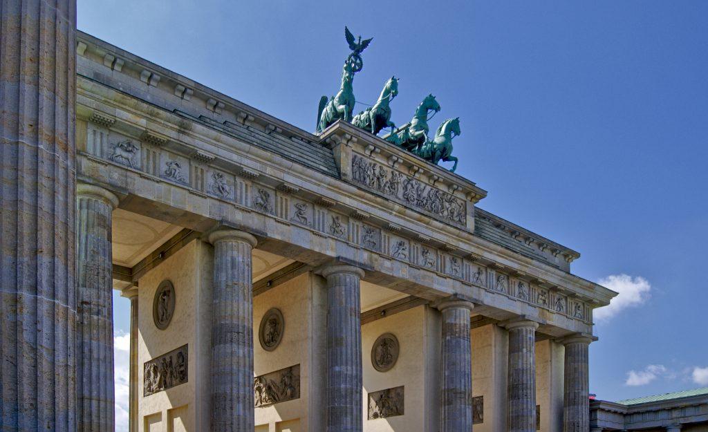 Brandenburger Tor Berlin blogparade was bedeutet Demokratie