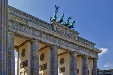 Brandenburger Tor Blogparade Was bedeutet Demokratie für mich