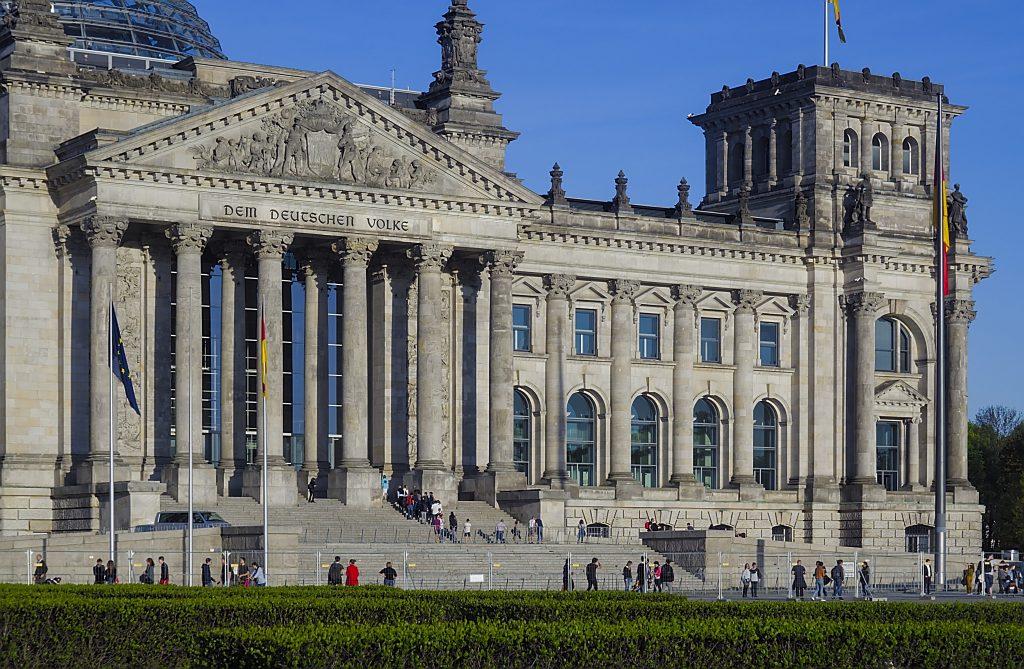 Reichstag BErlin Deutschland