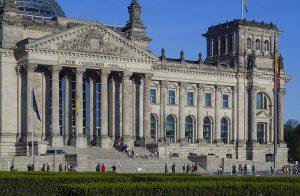 Der Reichstag BErlin Deutschland