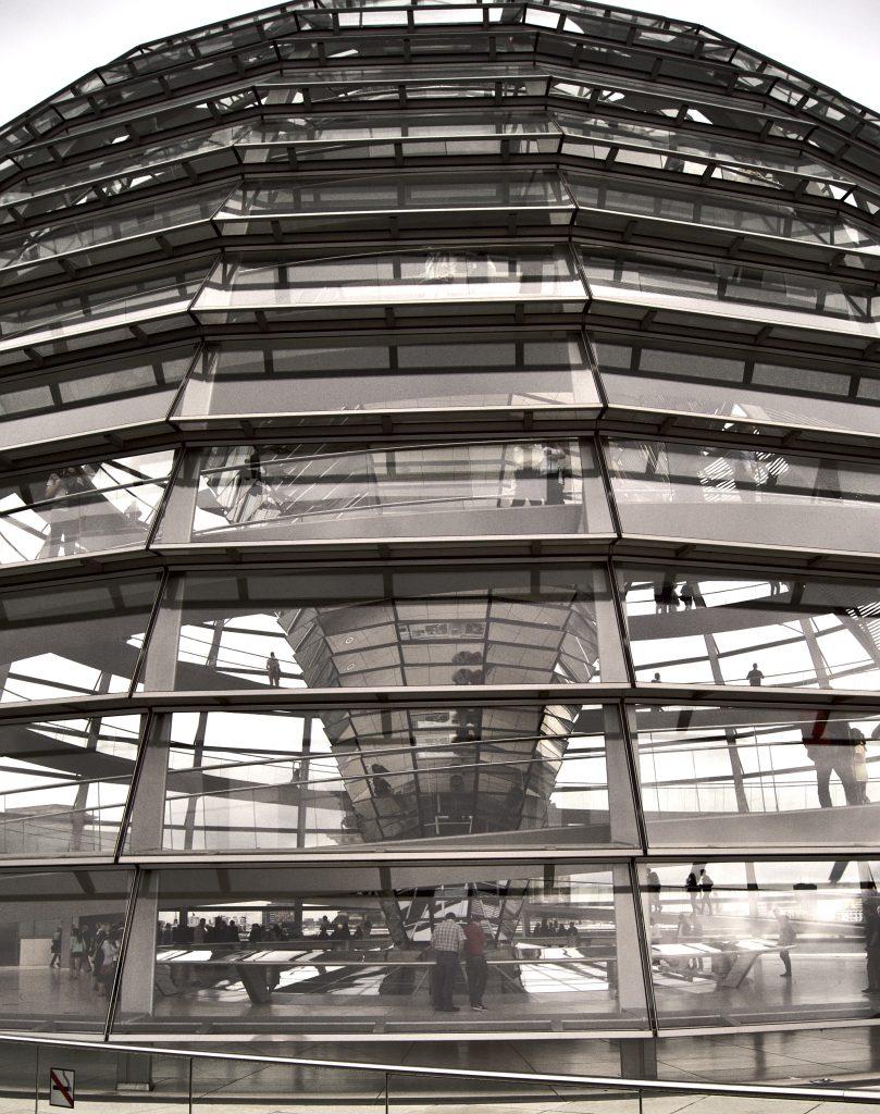 Reichstagskuppel Reichstag BErlin Bundestag