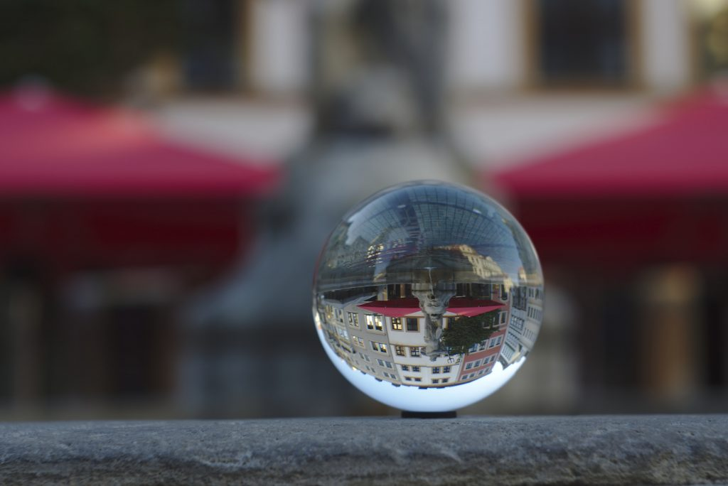 Glaskugel Fotografie Görlitz