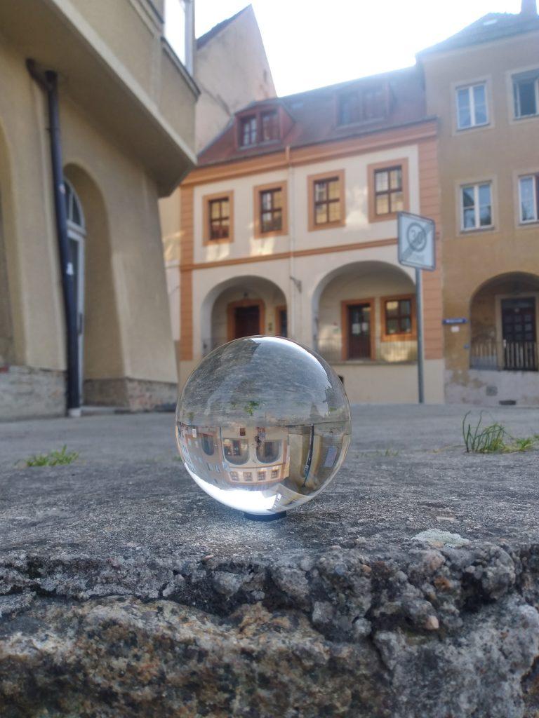 Glaskugel Altsstadt Görlitz