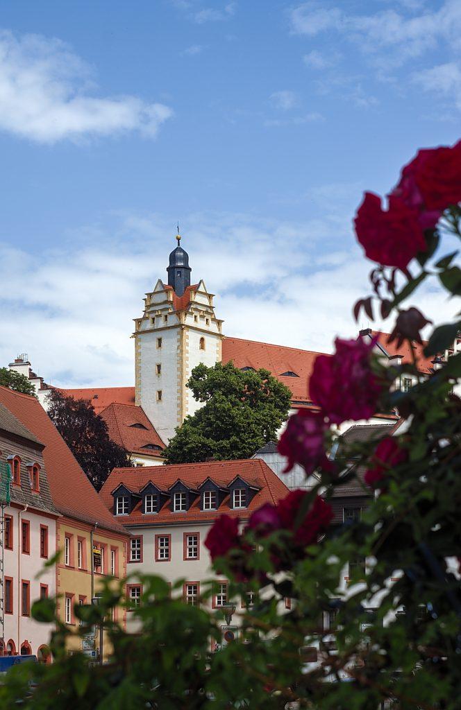 Schloss Colditz Turm