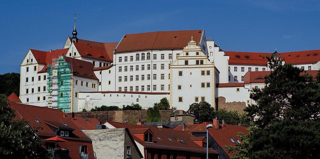 Schloss Colditz- Jugendherberge, Museum und Geschichte