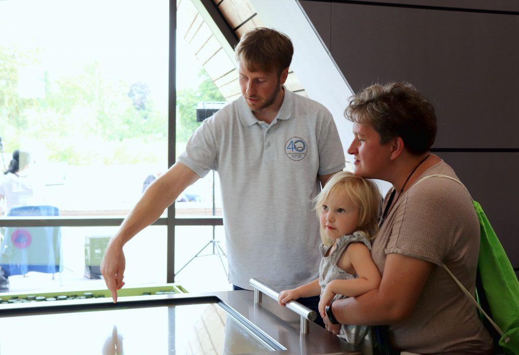 Haus der Flüsse Havelberg Ausstellung Freizeitspione