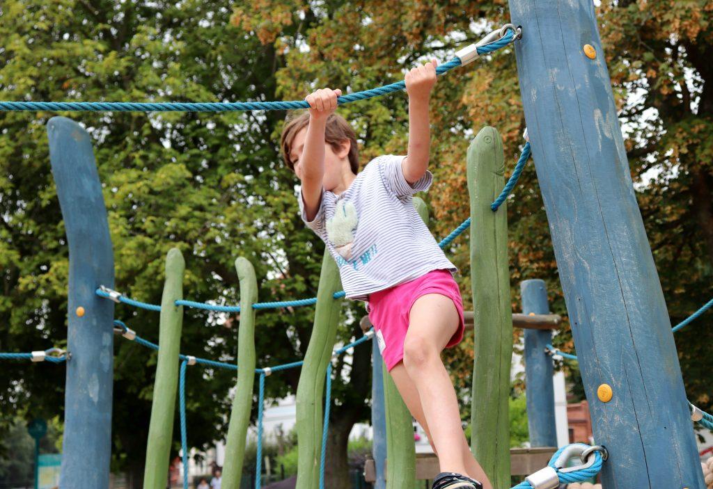 Freizeitspione Havelberg Spielplatz