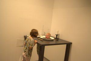 Interrail Ljubljana Museum Urlaub mit Baby