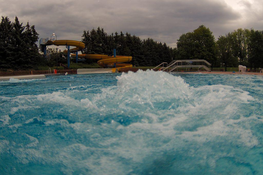 Erlebnisbad und Slawenspielplatz in Havelberg