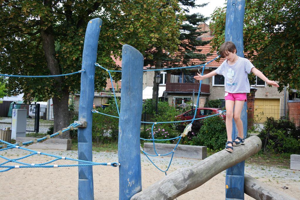 Slawenspielplatz Havelberg