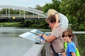 Steg Haus der Flüsse Havelberg Freizeitspione