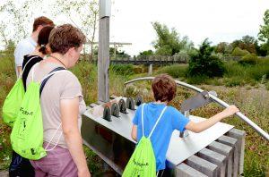 Angeln Haus der Flüsse Freizeitspione