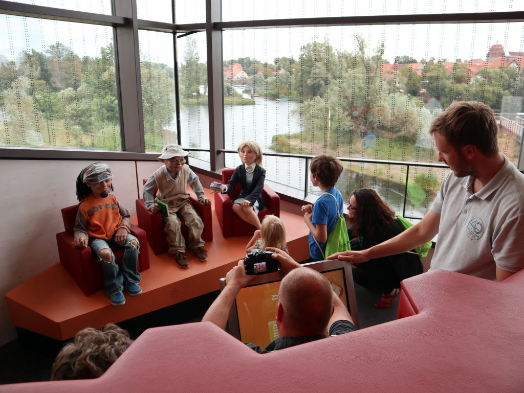 Haus der Flüsse Quiz Freizeitspione Havelberg