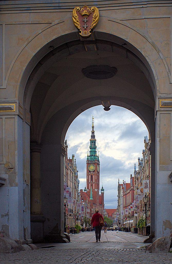 Goldene Tor gdansk