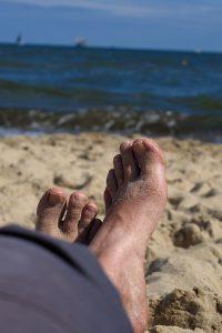 Strand Danziger Bucht