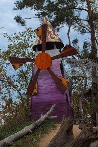 Windmühle Turisede Einsiedel