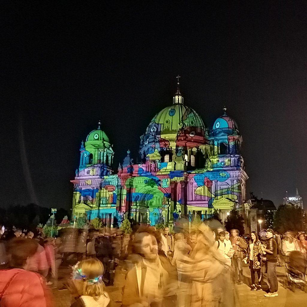 Berliner Dom Festival og lights Reisehighlights 2019