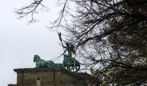 Berlin Brandenburger Tor Quadriga