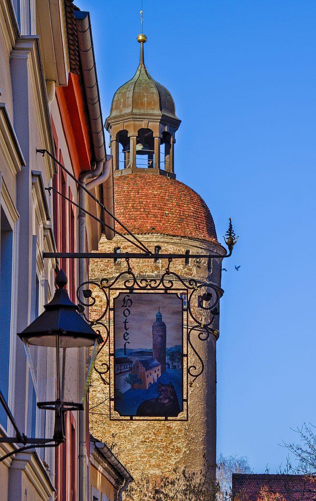 ein jahr görlitz Nikolaiturm
