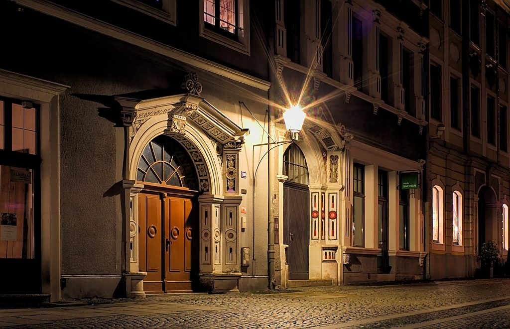 Nacht in Görlitz