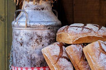 Brot Dominikanermarkt Gdansk