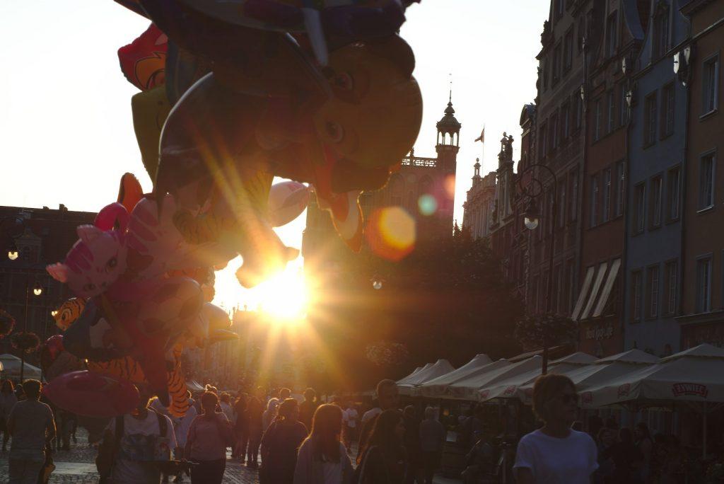 Dominikanermarkt Gdansk