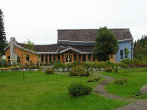 Kulturhaus ygdrasil jøssåsen landsby norwegen