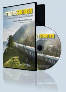 Transsibirien Reise DVD