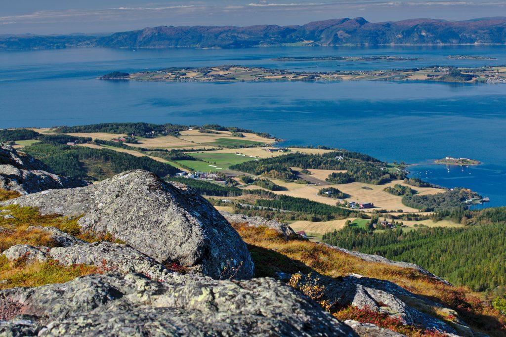 regionenreform norwegen forbordsfjell stjordal